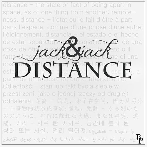 Distance von Jack & Jack
