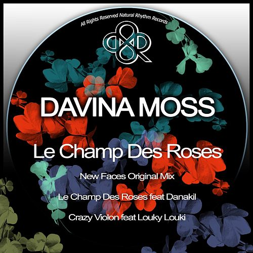 Le Champ Des Roses von Davina Moss