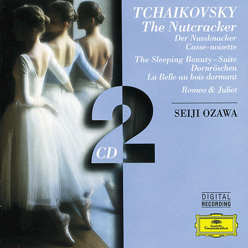 Tchaikovsky: The Nutcracker / The Sleeping Beauty / Romeo and Juliet by San Francisco Symphony