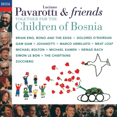 Pavarotti & Friends Together For The Children Of Bosnia fra Luciano Pavarotti