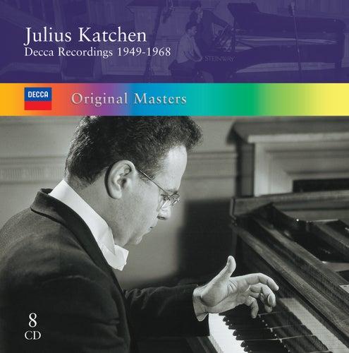 Julius Katchen: Decca Recordings 1949-1968 von Julius Katchen