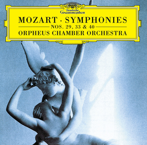 Mozart, W.A.: Symphonies Nos.29, 33 & 40 de Orpheus Chamber Orchestra