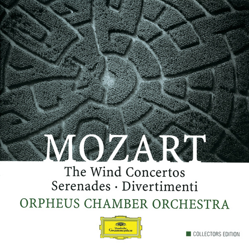 Mozart, W.A.: The Wind Concertos / Serenades / Divertimenti de Orpheus Chamber Orchestra