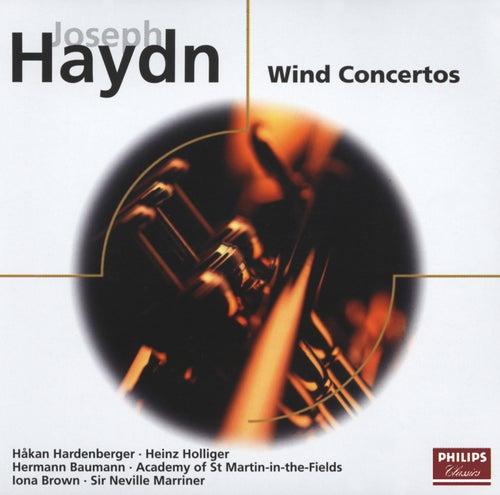 Haydn: Wind Concertos de Håkan Hardenberger