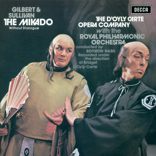 Gilbert & Sullivan: The Mikado by The D'Oyly Carte Opera Company