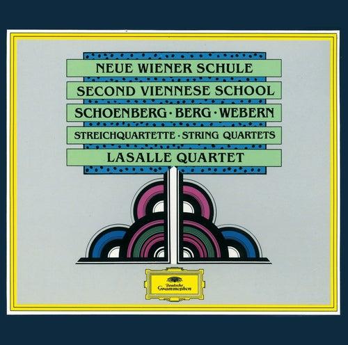 LaSalle Quartet - Neue Wiener Schule von LaSalle Quartet