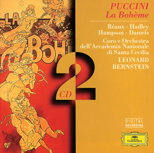 Puccini: La Bohème by Coro Dell'Accademia Nazionale Di Santa Cecilia