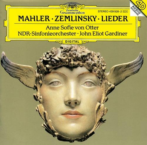 Mahler: Songs of a Wayfarer; 5 Rückert-Lieder / Zemlinsky: Six Songs to Poems by Maurice Maeterlinck by Anne-sofie Von Otter