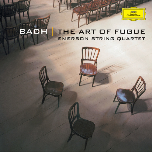 Bach, J.S.: The Art of Fugue - Emerson String Quartet by Emerson String Quartet