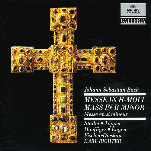 Bach: Mass in B minor de Münchener Bach-Orchester