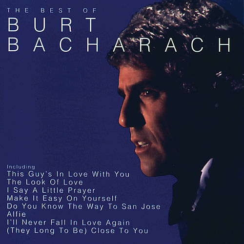 The Best Of Burt Bacharach by Burt Bacharach