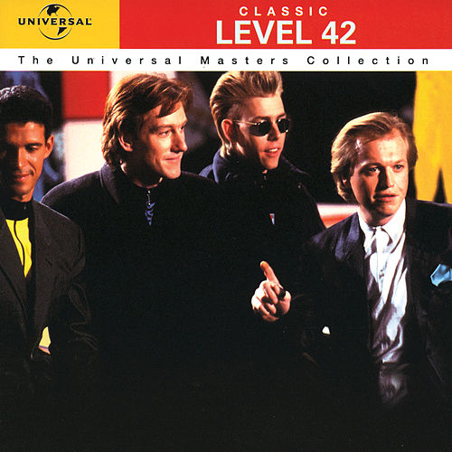Universal Masters by Level 42