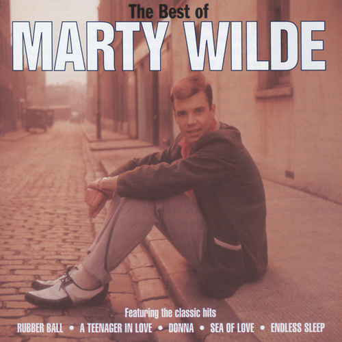 The Best Of Marty Wilde by Marty Wilde