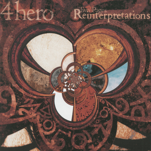 Two Pages Reinterpretations by 4 Hero