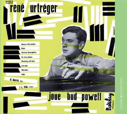Joue Bud Powell by René Urtreger