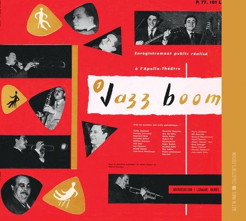 Jazz Boom N°1 von Various Artists