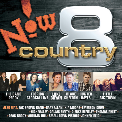 Now! Country 8 by Various Artists