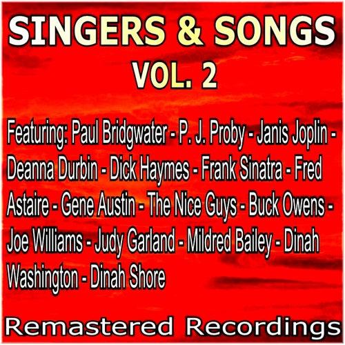 Singers & Songs, Vol. 2 by Various Artists