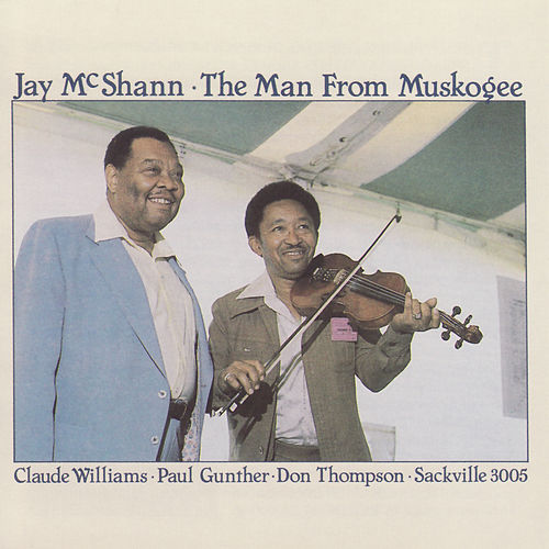 Man From Muskogee by Jay McShann