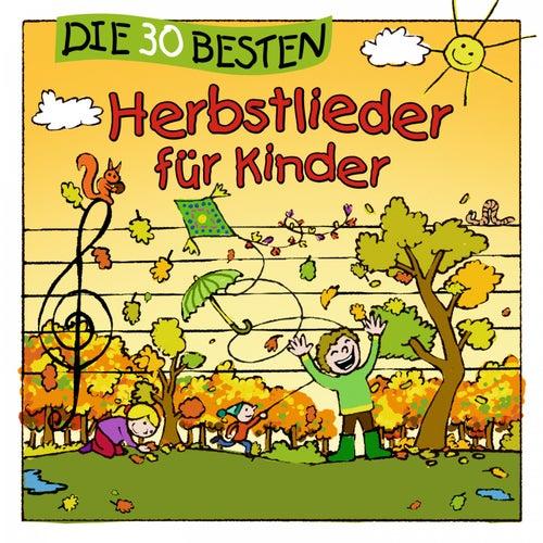 Die 30 besten Herbstlieder für Kinder von Simone Sommerland, Karsten Glück & die Kita-Frösche