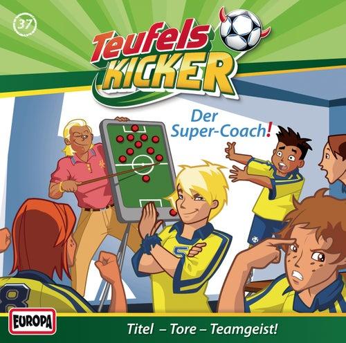 37/Der Super-Coach! by Teufelskicker