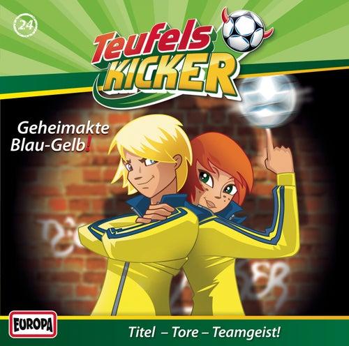 24/Geheimakte Blau-Gelb! von Teufelskicker