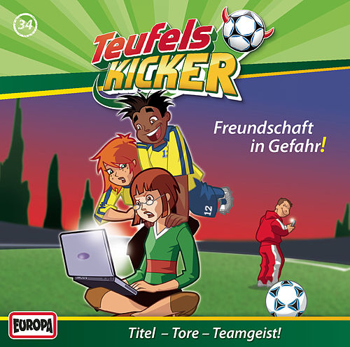34/Freundschaft in Gefahr! von Teufelskicker
