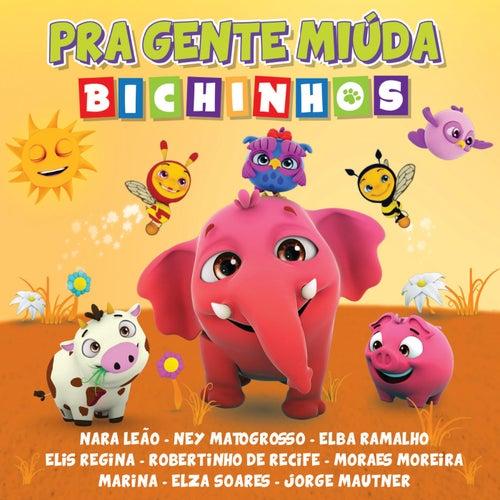 Pra Gente Miúda - Bichinhos de Various Artists