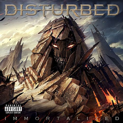 Immortalized (Deluxe Edition) fra Disturbed