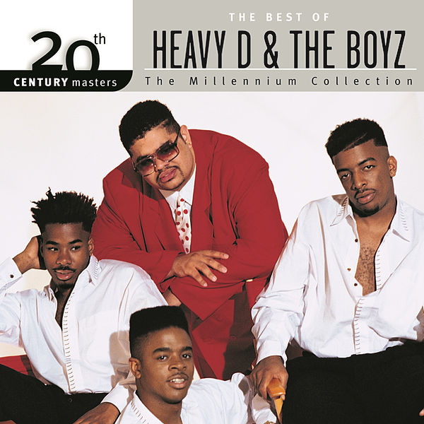 The Overweight Lover's In The House By Heavy D & The Boyz