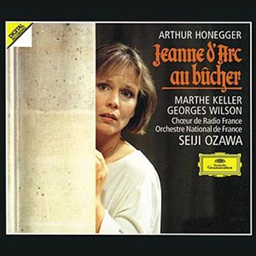 Honegger: Jeanne d'Arc au Bucher by Orchestre National de France