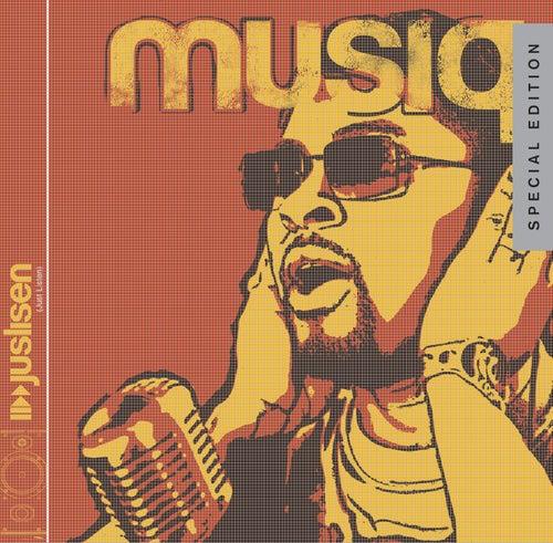 Juslisen (Special Edition) by Musiq Soulchild