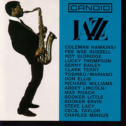 Candid Jazz by Various Artists