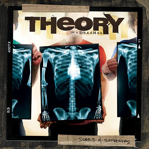 Scars & Souvenirs de Theory Of A Deadman