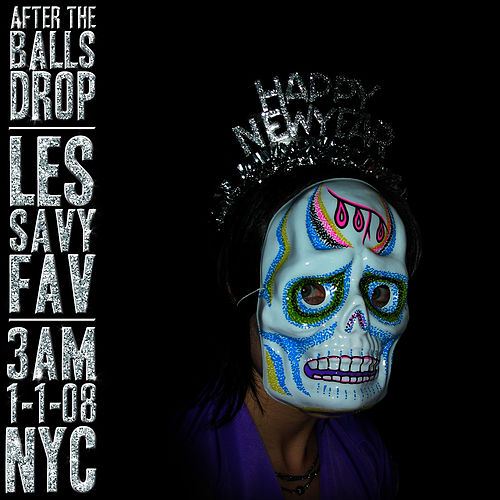 After The Balls Drop: 3 AM 1-1-08 NYC de Les Savy Fav