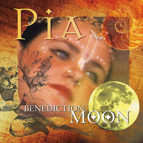 Benediction Moon von Pia