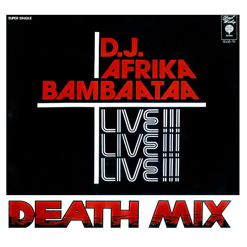 Death Mix de Afrika Bambaataa