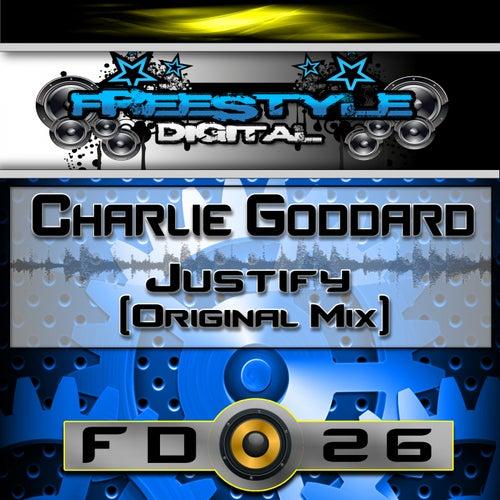 Justify (Release Me) by Charlie Goddard