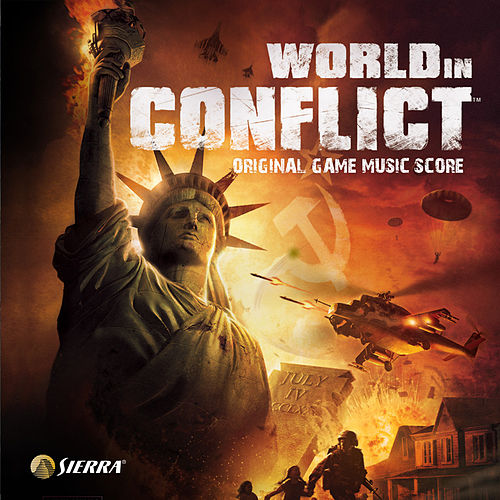 World In Conflict by Ola Strandh