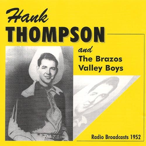 Radio Broadcasts 1952 de Hank Thompson