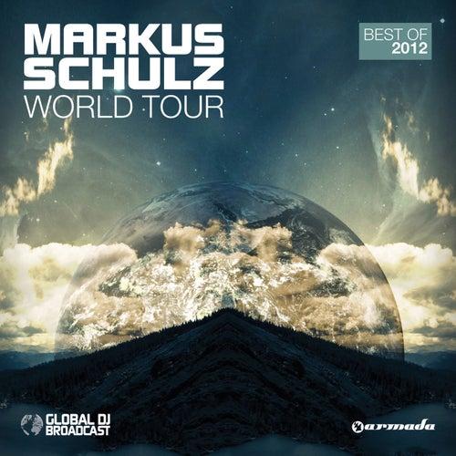 World Tour - Best Of 2012 von Various Artists