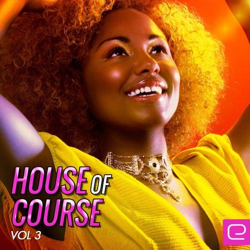 House Of Course, Vol. 3 - EP de Various Artists