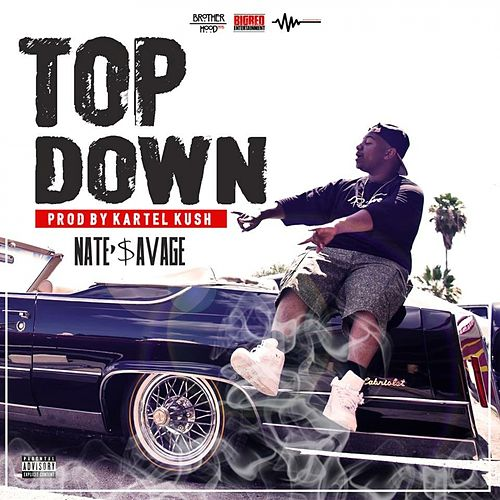 Top Down - Single de Nate Savage