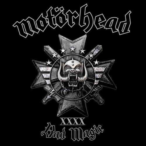 Bad Magic de Motörhead
