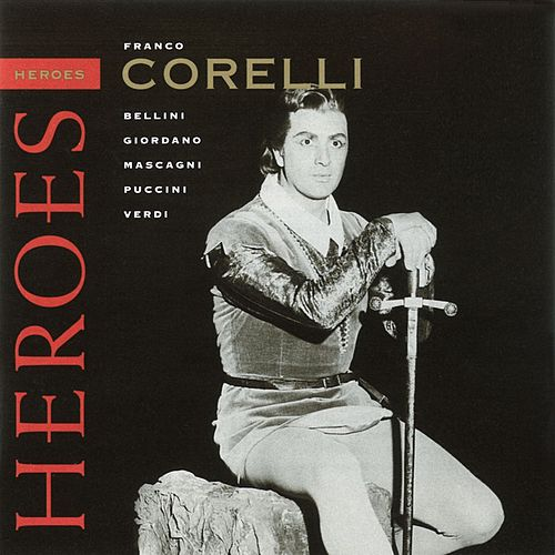 Heroes de Franco Corelli