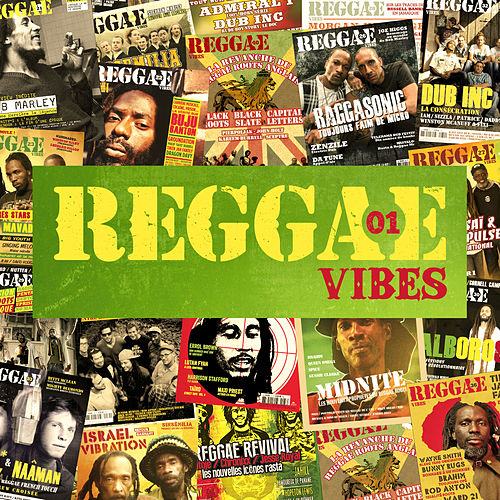 Reggae Vibes de Various Artists