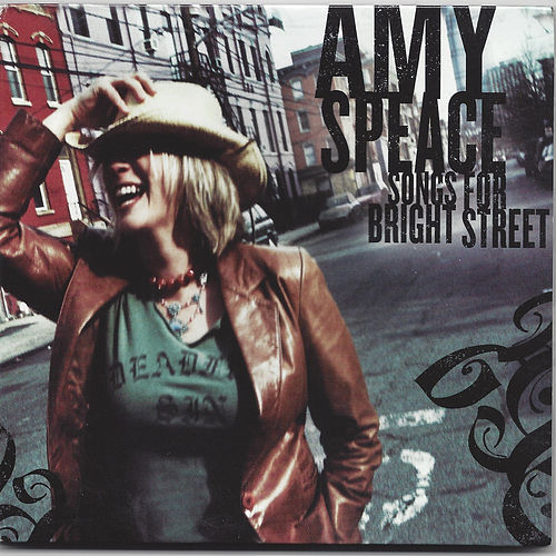 Songs for Bright Street by Amy Speace