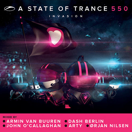 A State Of Trance 550 by Various Artists