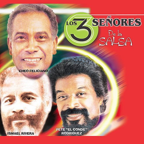 Los 3 Señores de la Salsa de Various Artists