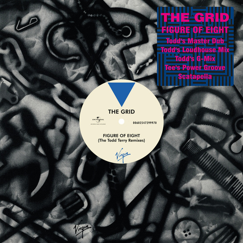 Figure Of 8 (The Todd Terry Remixes) de The Grid
